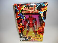 "Marvel Universe Deadpool 10"" Action Figure Toybiz 1997 New Toy Biz"