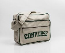 Converse Pocketed Reporter Heritage PU Bag (White)