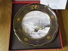 Spode, Great Explorers Plate No.4 Franklin's Lost Expedition (Boxed)