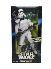 "STAR WARS POTF2 / SANDTROOPER 12"" / 1997"