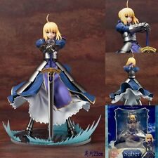 Anime Fate Stay Night Blue Saber Ver. 2.0 Figma PVC Figure  New in Box