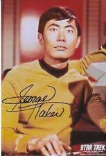 George Takei ++Autogramm++ ++Star Trek++