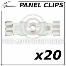 Bodyside Trim Clips For Volkswagen Polo/Scirocco/Touareg etc 10323 Pack of 20