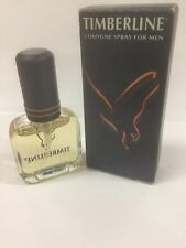 Timberline Cologne Spray, 0.5 oz NEW IN BOX.