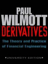 Derivatives : The Theory and Practice of Financial Engineering by Paul...