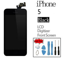 For iPhone 5 5G Replacement LCD Touch Screen Digitizer Assembly With Small Parts