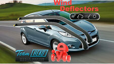 Ford Fiesta  2008-2015  5 Door Wind Deflectors 2 pcs HEKO (15287) for front door