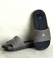 NEW NIB ADIDAS BY STELLA MCCARTNEY RECOVERY SANDALS BLACK 6 36 VERY HARD TO FIND