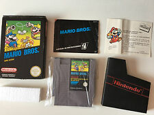 THE ORIGINAL MARIO BROS BROS. COMPLETO PARA NINTENDO NES PAL B VERSION ESPAÑOLA