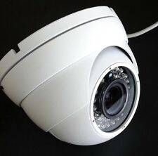 HD-CVI 1080p 2.4MP Motorized Auto Zoom 2.8-12 VF Dome Camera Sony CMOS HDCVI