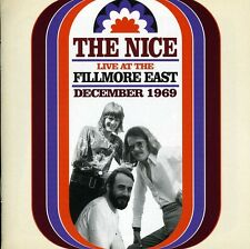 Live At The Fillmore East December 1969 - Nice (2009, CD NEUF)2 DISC SET