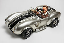 Guillermo Forchino Comic Shelby Cobra Silver (50%) Car collection offer