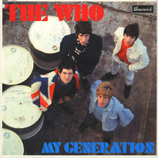 Who, The-My Generation (vinile LP - 1965-US-REISSUE)