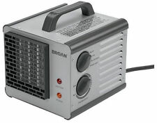 6201 Broan Big Heat Cube Portable Electric Space Heater 120V 1500 Watt