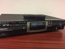 Philips Compact Disc Player Recorder CD-R-770