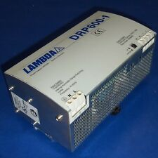 LAMBDA 600W 24V 20A DC POWER SUPPLY DRP600-1