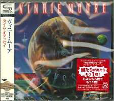 VINNIE MOORE-TIME ODYSSEY-JAPAN  SHM-CD D50