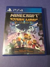 Minecraft Story Mode *Season Pass Disc* for PS4 NEW