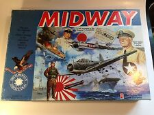 Smithsonian Institution Military Board Game MIDWAY Avalon Hill Game Company WWII