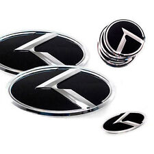 3D K Logo F R Steering Wheel Emblem 7p For 2016 Kia Sorento : ALL NEW SORENTO