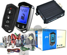 Code Alarm CA6554 2-Way Remote Start With Alarm System and Keyless Entry System