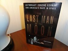 SALE !!! Gene Cernan Signed Book First Edition First printing Apollo 17