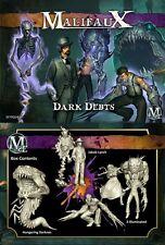 Malifaux Neverborn Dark Debts Jakob Lynch box plastic Wyrd miniatures