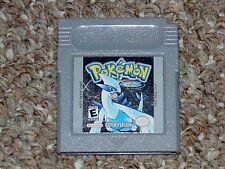 Pokemon Silver Version Nintendo Game Boy Cartridge