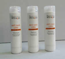 3 pz. Nuovo Revlon intragen Cosmetic Trichology anti hair loss shampoo 250 ml