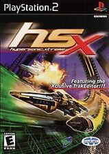 HYPERSONIC XTREME EXTREME HSX PLAYSTATION 2 PS2 GAME BRAND NEW SEALED