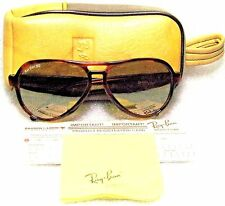 "RAY-BAN *MINT VINTAGE B&L VERY RARE AVIATOR ""VAGABOND"" *RB-50 General SUNGLASSES"