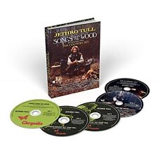 JETHRO TULL Songs From La Madera The Country Juego 40th 3 CD/ 2 DVD Set 19MAY