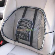 Car Seat Office Relax Chair Back Lumbar Waist Massage Mesh Cushion Support  Pad