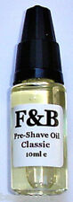 Close Shaves Need  Quality Pre Shave Oil