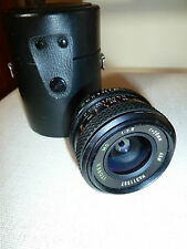 ITOREX wide angled lens -1:2.8 - f=28mm -with case. Always stored in case. VGC.