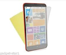 3x HQ MATTE ANTI GLARE SCREEN PROTECTOR COVER GUARD FILM FOR NOKIA LUMIA 1320