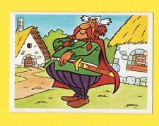 Asterix Scarce 1981 Cartoon Card from Spain