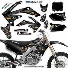 2008 CRF 450R GRAPHICS CRF450R 450 R DECO DECALS STICKERS 08 SENGE