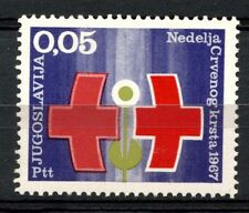 Yugoslavia 1967 SG#1239 Obligatory Tax Red Cross MNH #A33193