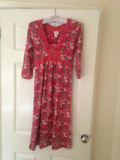 White stuff  dress size 8, pink with floral patterns. Excellent condition.