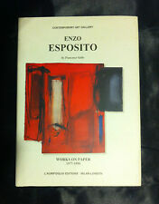 Enzo Esposito Work on Paper 1977-1993
