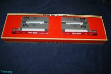 Lionel Trains 6-16360 Norfolk & Western Maxi-Stack Flat Car w/ 4 Containers **