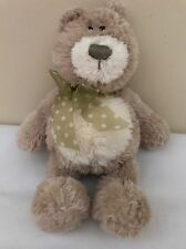 "Gund Ethan Teddy Bear 15287 11"" Tan Cream"