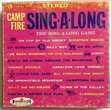 """VINTAGE REEL TO REEL ~ CAMP FIRE SING ALONG & PERCY FAITH """"GONE WITH THE WIND"""""""
