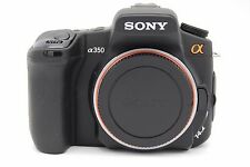 Sony Alpha DSLR-A350 14.2MP 2.7''Screen Digital SLR Camera - BODY ONLY