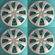 "Set of 4 15"" Hubcaps Wheelcovers Fit 2009 2010 2011 2012 2013 Toyota Corolla"