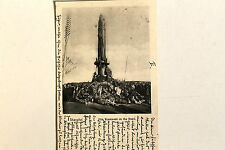 24656 PC Postcard China Shanghai Iltis Monument on the Bond 1902