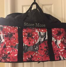 Thirty One 31 LARGE UTILITY TOTE - STORE MORE Beach, Laundry, Shopping Bag