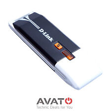 D-LINK DWA-140 /DE Wireless USB INTERNET WLAN STICK 300MBIT