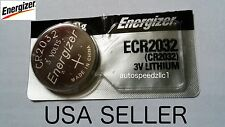 ENERGIZER KEYLESS ENTRY REMOTE BATTERY KEY FOB COIN REPLACEMENT BATTERY CR2032